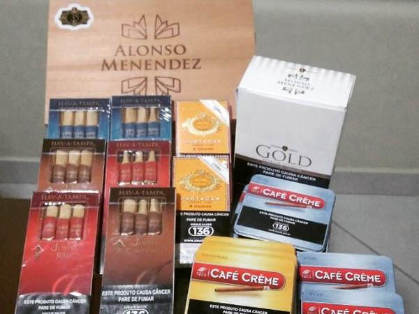 Loja de Tabaco em Santos